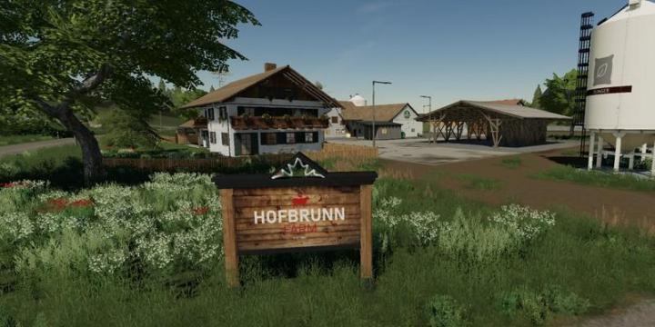 FS19 - Hofbrunn Map V1.7