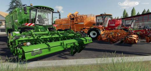Photo of FS19 – Holmer Pack Fix