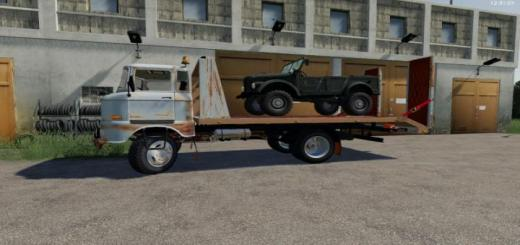 Photo of FS19 – Ifa W 50 Abschlepper V1