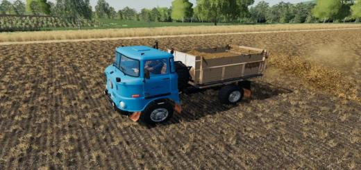 Photo of FS19 – Ifa W 50 Manure Spreader V1