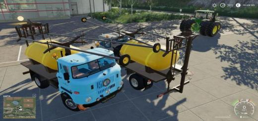 Photo of FS19 – Ifa W50 Sprayer V1
