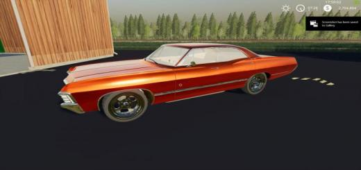 Photo of FS19 – Impala67 V1