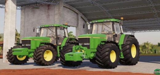 Photo of FS19 – John Deere 7010 American Tractor V1