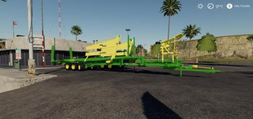 Photo of FS19 – John Deere Bale Grab V1