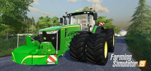 Photo of FS19 – John Deere Series 8R Limited Edition V1.1