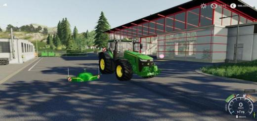 Photo of FS19 – John Deere Series 8R Limitededition V1