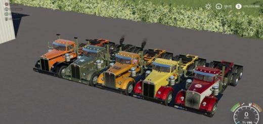 Photo of FS19 – Kenworth W521 Fixed V2