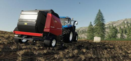 Photo of FS19 – Kuhn Vb 2190 V1