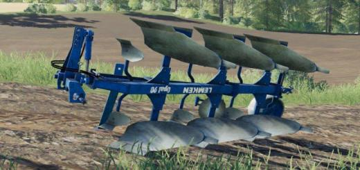 Photo of FS19 – Lemken Opal 90 V1
