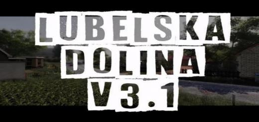 Photo of FS19 – Lubelska Dolina Map V3.1