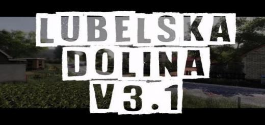 Photo of FS19 – Lubelska Dolina Map V3.1