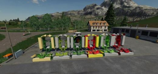 Photo of FS19 – Mahwerks Pack With Collector V1 Beta