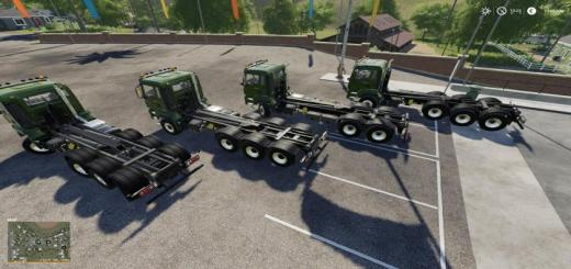 Photo of FS19 – Man Tgs 18.500 Hooklift V1.1