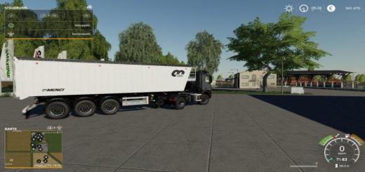 Photo of FS19 – Menci Trailer V2