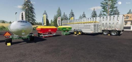 Photo of FS19 – Mods Pack #2
