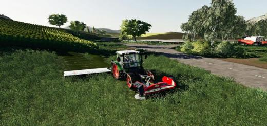 Photo of FS19 – Mower Pack V1