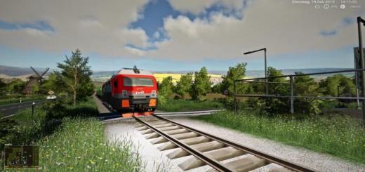 Photo of FS19 – Muhlenkreis Mittelland Train V1