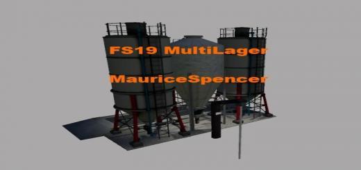 Photo of FS19 – Multilager V1.9
