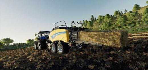 Photo of FS19 – New Holland Bigbaler 1290 V1