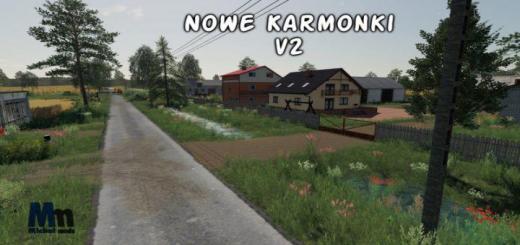 Photo of FS19 – New Karmonki Map V2