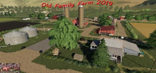 Photo of FS19 – Old Family Farm Map V2