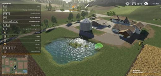 Photo of FS19 – Pond Water Store V1.0.0.1