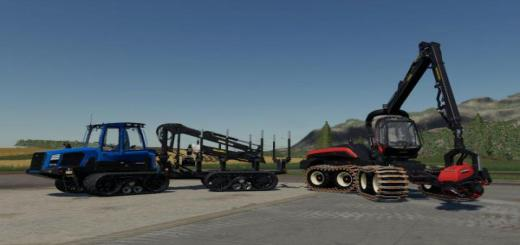 Photo of FS19 – Real Forestry Machinery V0.4