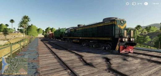 Photo of FS19 – Russian Composition V1
