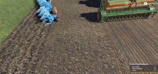 Photo of FS19 – Soil Mod Textures V1