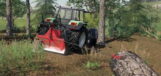Photo of FS19 – Tajfun Egv 80 Ahk V1