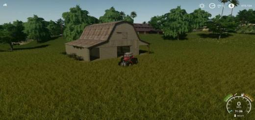 Photo of FS19 – Tennessee Barn V1