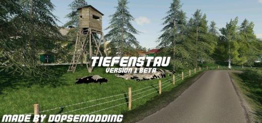 Photo of FS19 – Tiefenstau Map V1 Beta