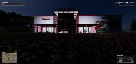 Photo of FS19 – Toom Baumarkt 2019 V1