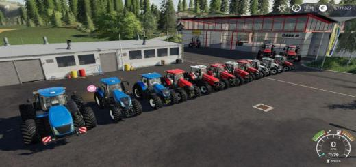 Photo of FS19 – Tractor Pack