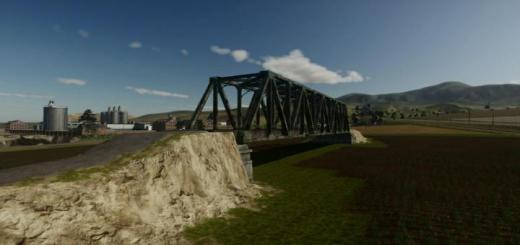Photo of FS19 – Tressel Bridge V1
