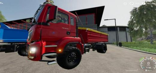 Photo of FS19 – Trucks Agro Pack V1