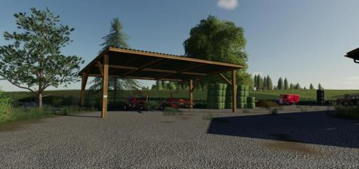 Photo of FS19 – Two Barns V1