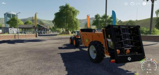 Photo of FS19 – Umega Otk12 V1