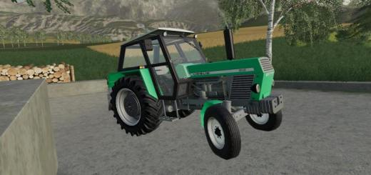 Photo of FS19 – Ursus 902 Tractor V2