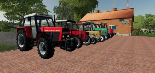 Photo of FS19 – Ursus/zetor Modpack V1