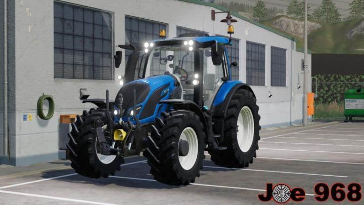 FS19 - Valtra N Serie V1