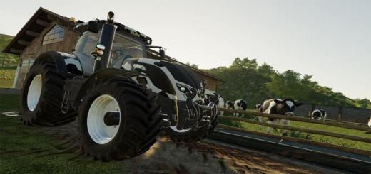 Photo of FS19 – Valtra S Series Cowedition V1