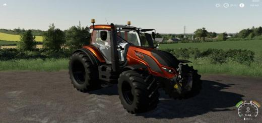 Photo of FS19 – Valtra Series V1.1.0.6