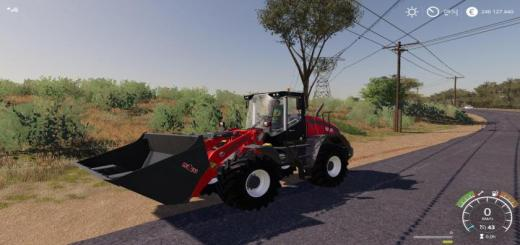 Photo of FS19 – Weidemann 9080 V1