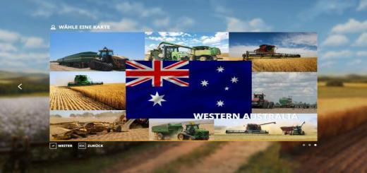 Photo of FS19 – Western Australia Mapv1