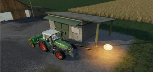 Photo of FS19 – Workshop Tabber V1