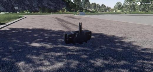 Photo of FS19 – Xxl Weight Pack V1
