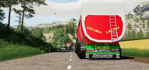 Photo of FS19 – Zaccaria Zam 200/8 V1