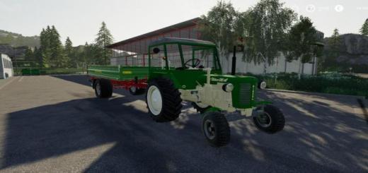 Photo of FS19 – Zetor 25 Tractor V1