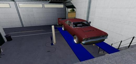 Photo of FS19 – 1968 Dodge Dart V1